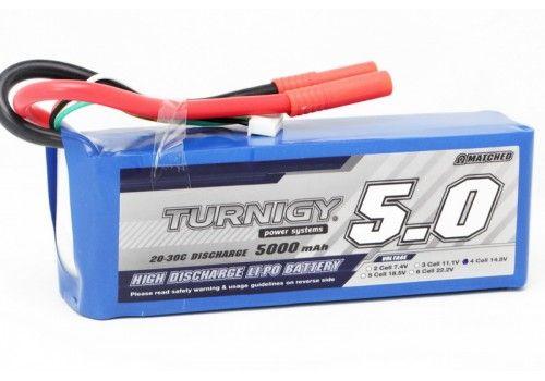 Turnigy 5000mAh 4S 20C