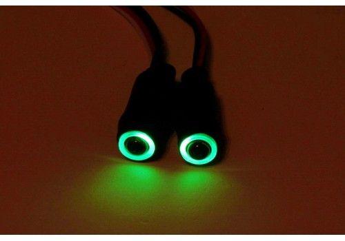 Ангельские глаза зеленые
