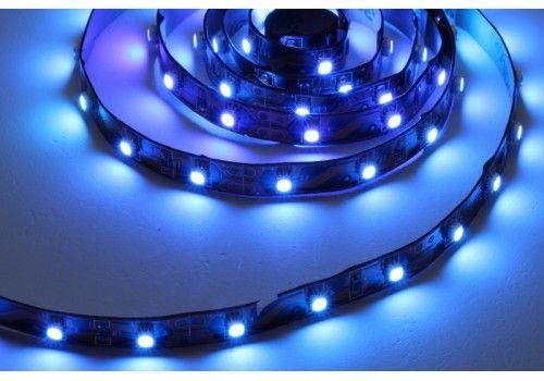 Синяя светодиодная лента
