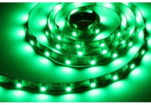 Зеленая светодиодная лента метр