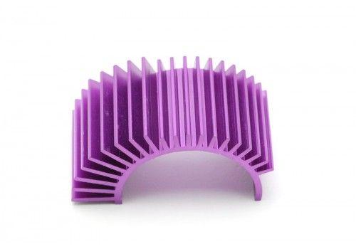 Радиатор охлаждения розовый (540 мотор)