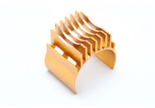Радиатор охлаждения золотого цвета (540 мотор)