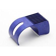 Радиатор охлаждения синего цвета 36мм