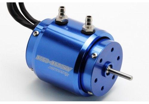 Turnigy AquaStar 3650-3500KV с водяным охлаждением