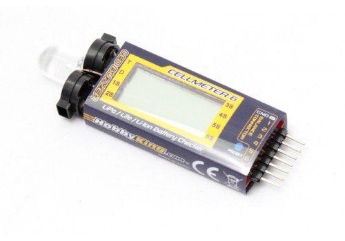 HobbyKing Cellmeter-6