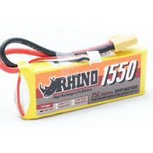 Rhino 1550mAh 2S1P 25C