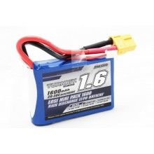 Turnigy 1600mAh 2S 20C Losi Mini SCT Pack (Part LOSB1212)