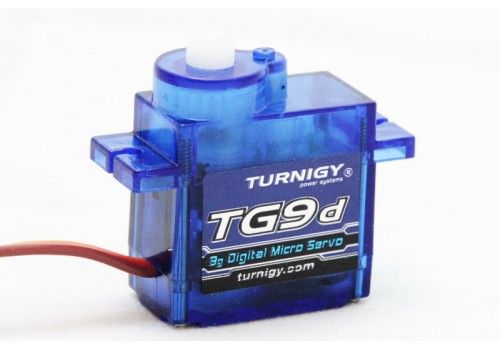 Turnigy TG9d (1.8кг / 0.09сек)