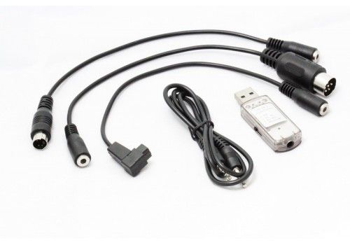 USB Simulator Cable All in One