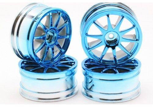 Диски HPI - 10 лучей синий