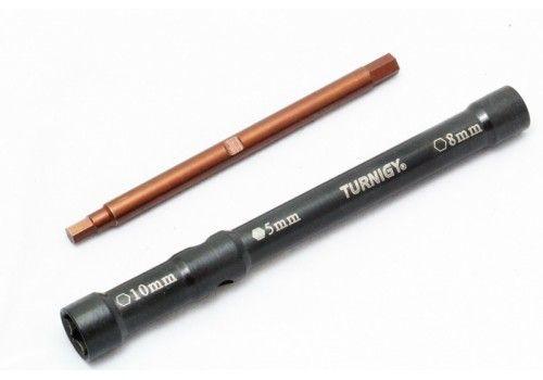 Многофункциональный ключ Turnigy (8мм / 10мм)