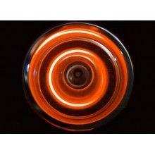 Светодиодная подсветка колес оранжевого цвет