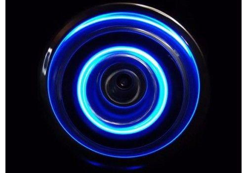 Светодиодная подсветка колес синего цвет