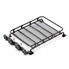 Багажник с фарами на крышу для моделей (#1)