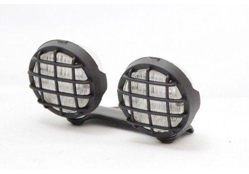 Светодиодные фары х2 (черный)