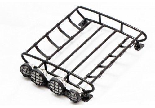 Багажник с фарами на крышу для моделей (#2)